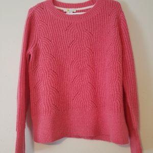 Boden wool blend knit sweater